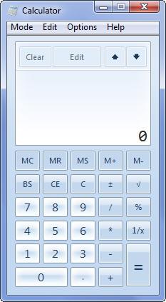 Калькулятор Виндовс - фото 9