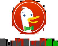 Логотип DuckDuckGo