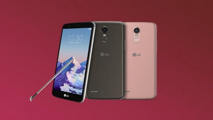 Смартфоны LG Stylo 3 и Stylo 3 Plus