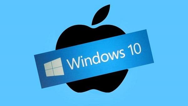 Windows 10 копирует OS X