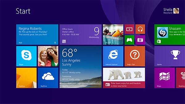 Суд разрешил Microsoft не платить за использование «живых плиток» в Windows